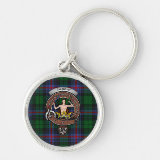 Urquhart Clan Badge Key Ring