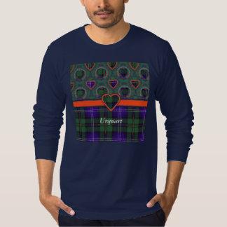Urquhart clan Plaid Scottish tartan T-Shirt