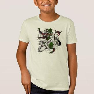 Urquhart Tartan Lion T-Shirt