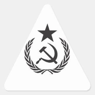 urss.ai triangle sticker