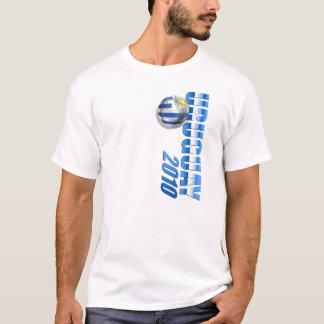 Uruguay 2010 Logo Soccer Futbol Celeste gifts T-Shirt