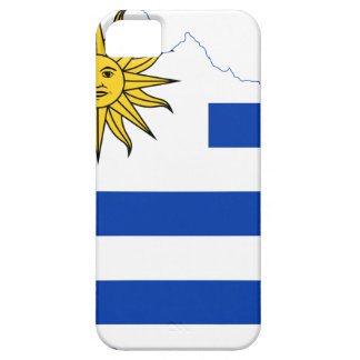 Uruguay Barely There iPhone 5 Case
