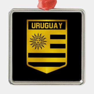 Uruguay Emblem Metal Ornament