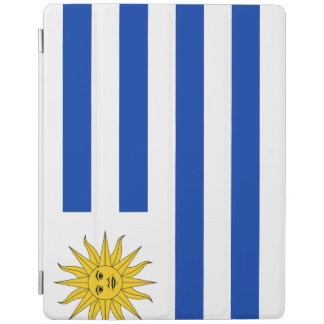 Uruguay Flag iPad Cover