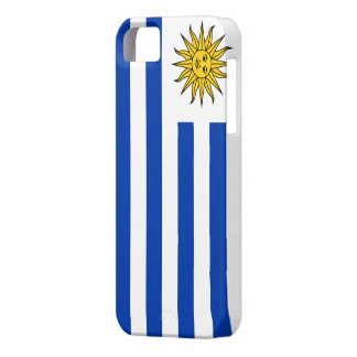 Uruguay Flag iPhone 5 Case