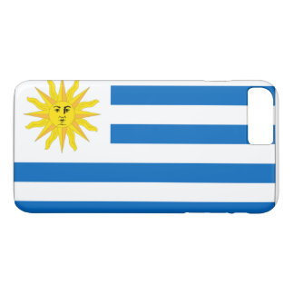 Uruguay flag iPhone 8 plus/7 plus case