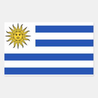 Uruguay* Flag Sticker