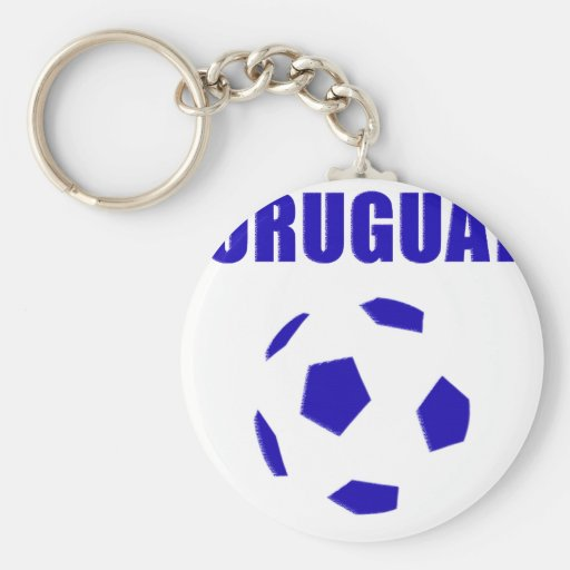 Uruguay futbol/futebol T-Shirts Keychains
