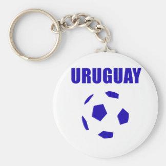 Uruguay futbol futebol T-Shirts Key Chains