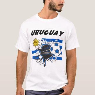 Uruguay Futbol Soccer Tee shirt
