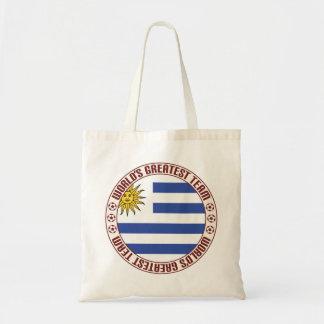 Uruguay Greatest Team Budget Tote Bag