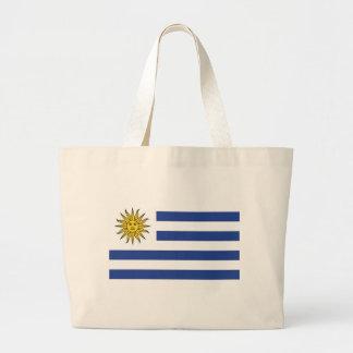Uruguay Large Tote Bag