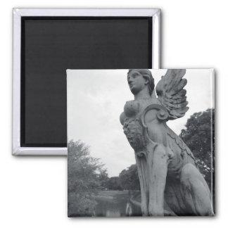 Uruguay, Montevideo, Barrio Prado, mythological Magnet