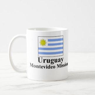 Uruguay Montevideo Mission Mug
