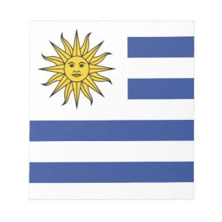 Uruguay Notepad