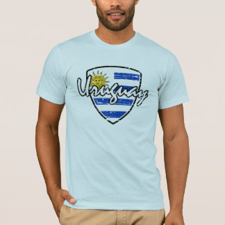 Uruguay shield design T-Shirt