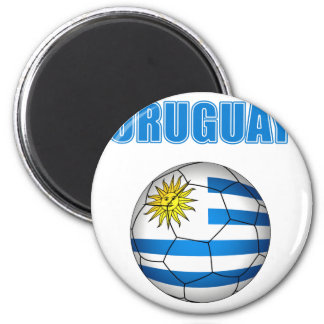 Uruguay Socccer 2010 T-shirts Magnet