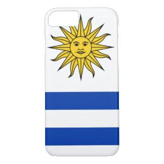 uruguay sun iPhone 3 case