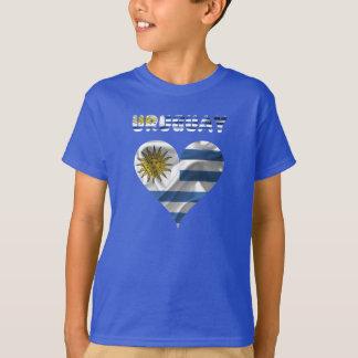 Uruguayan flag T-Shirt