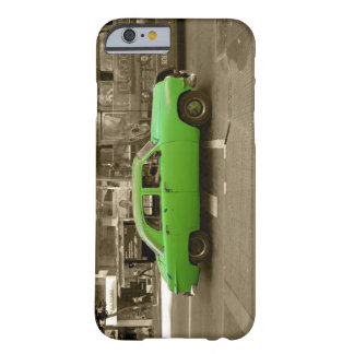 Uruguayan old green car barely there iPhone 6 case