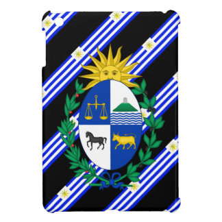 Uruguayan stripes flag cover for the iPad mini
