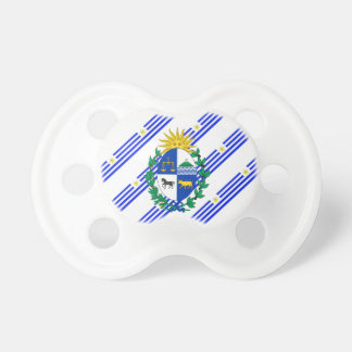 Uruguayan stripes flag dummy