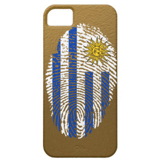Uruguayan touch fingerprint flag barely there iPhone 5 case