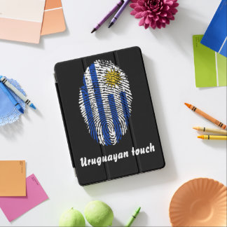 Uruguayan touch fingerprint flag iPad air cover