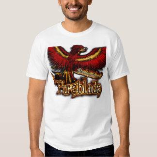 Urwa'aiwe Fireblade EDUN LIVE Genesis Unisex Stand T-shirts