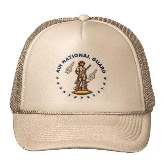 US Air National Guard Mesh Hats