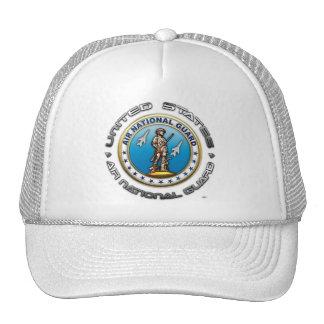 US Air National Guard Mesh Hat