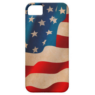 US American Flag in vintage Style iPhone 5 Covers