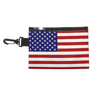 US Bag With The American Flag Accessories Bag