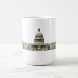 US Capital Building: Washington DC Coffee Mug