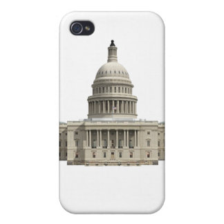 US Capital Building: Washington DC iPhone 4 Cases