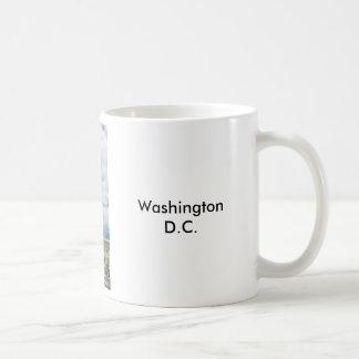US Capital Under the Sun Coffee Mug