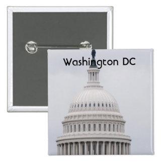 US Capitol Pinback Button
