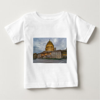 US Capitol Building at Dusk Baby T-Shirt