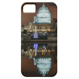 US Capitol Building at Night Barely There iPhone 5 Case