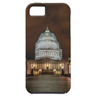 US Capitol Building at Night iPhone 5 Cases