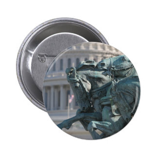 US Capitol Building Pinback Buttons