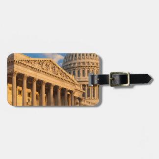 US Capitol Building Bag Tags