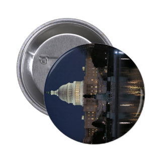 US Capitol Building Night Buttons