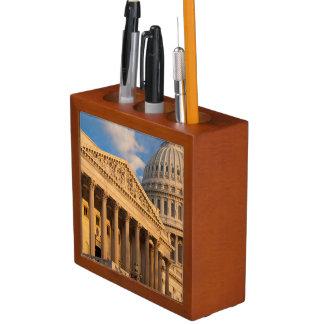 US Capitol Building Pencil Holder