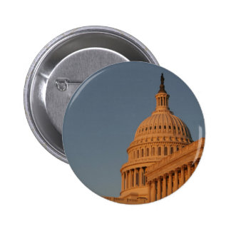 US Capitol Building Sunset Buttons