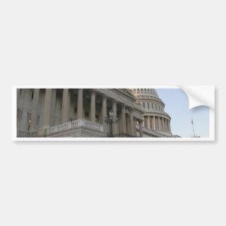 US Capitol Building Sunset Bumper Sticker