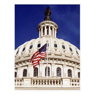 US capitol building, Washington DC Postcard