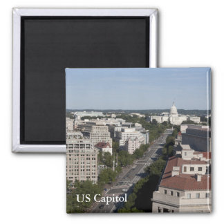 US Capitol Refrigerator Magnets