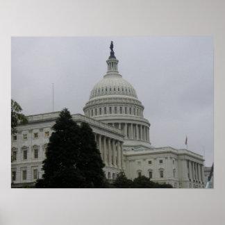 US Capitol Print