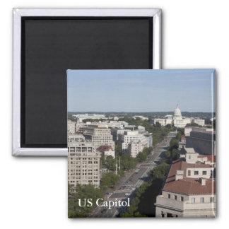 US Capitol Square Magnet